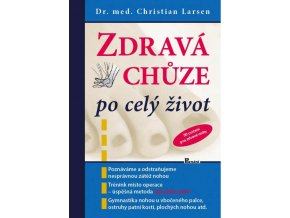 kniha christian larsen zdrava chuze web
