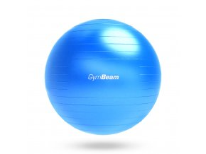 fitlopta gymbeam fitball 85cm neonova modra