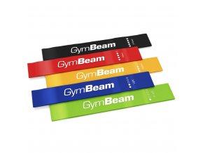 posilnovacie gumy gymbeam resistance 5 set 1
