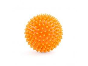 akupresurna masazna lopticka bodhi spiky ball oranzova