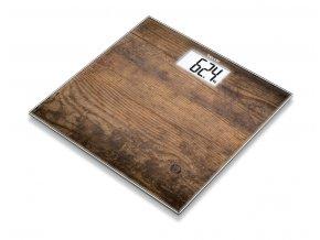digitalna osobna vaha beurer gs 203 design wood 1