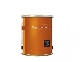 depilacny vosk v plechovke simple use medovy