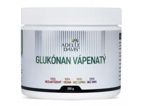 adelle davis vapnik prasok 300 g glukonan vapenaty