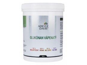 adelle davis vapnik prasok 600 g glukonan vapenaty