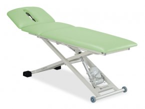 Elektrické lehátko HABYS® Optima V3  od 192,5*60 cm / 66 kg / 6 farieb + Darček: Taburetka