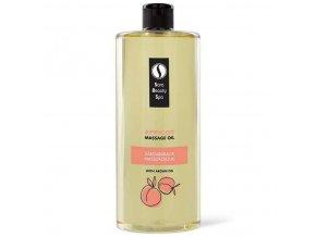 Sara Beauty Spa prírodný rastlinný masážny olej - Marhuľa 250 ml a 1000 ml