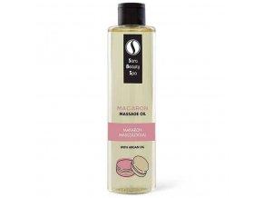Sara Beauty Spa príiodny rastlinny masázny olej - Macaron 250 ml a 1000 ml