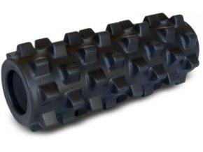 masazni valec rumble roller compact cerny