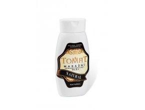 tomfit prirodny rastlinny masazny olej natural 250 ml 27 0016