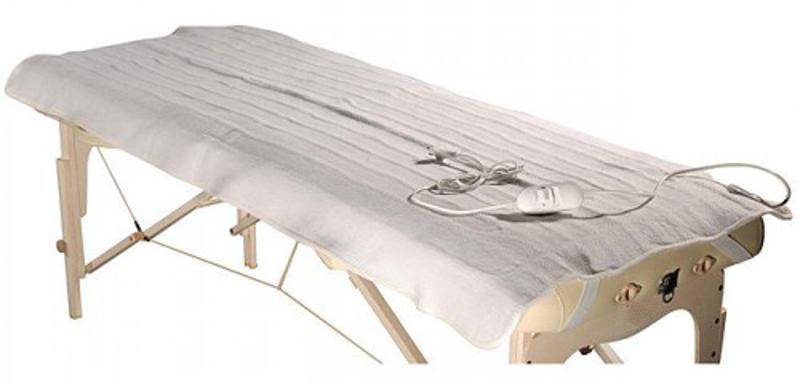 Fabulo Standard vyhrievacia podložka na masážny stôl