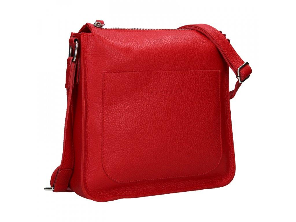 8031 67 damska kozena kabelka facebag loren cervena dolaro 800x800
