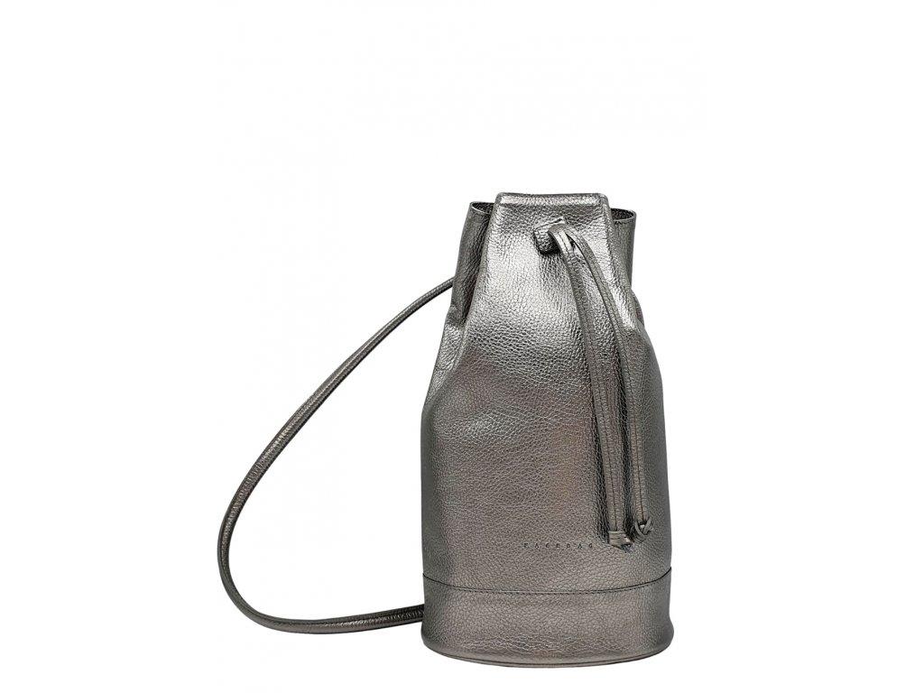 Kožený batoh 7067 zlatý dolaro (3)