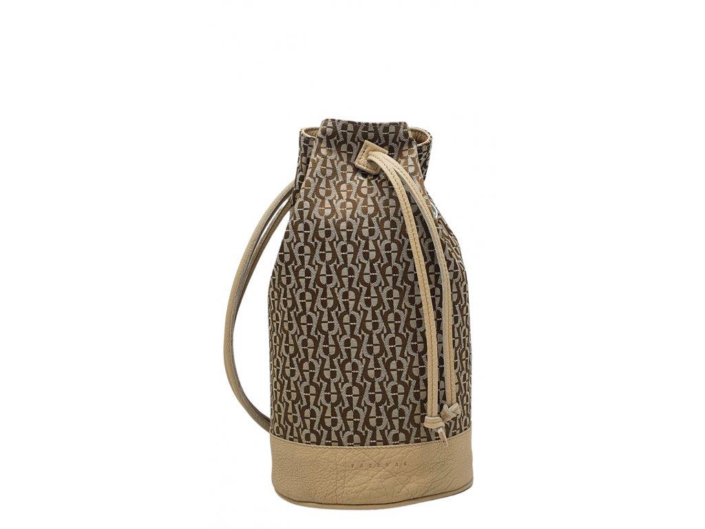 polokožený batoh 7067 béžový (3)