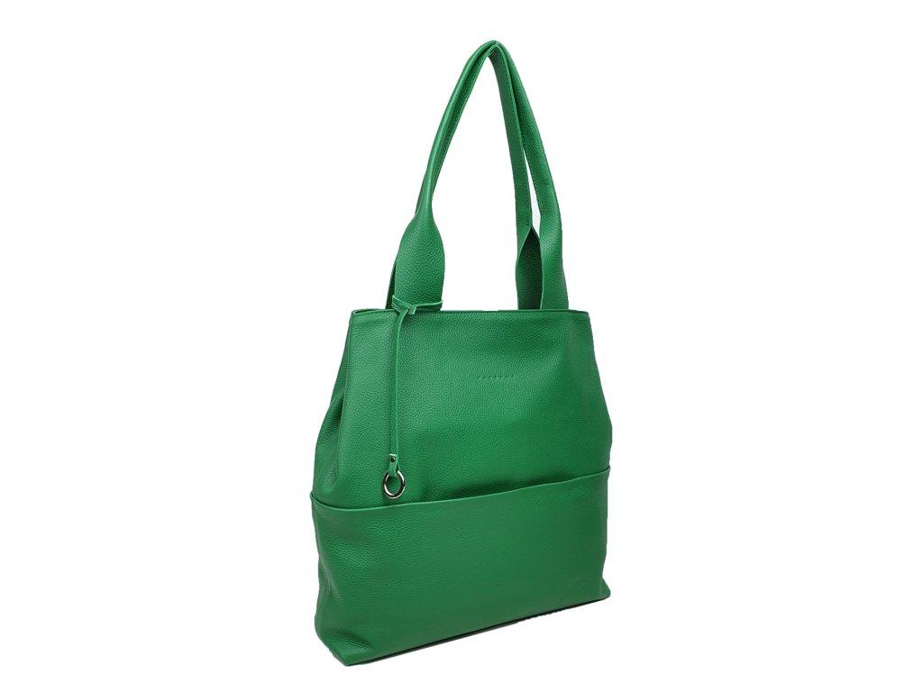 Dámská kabelka Gina zelená