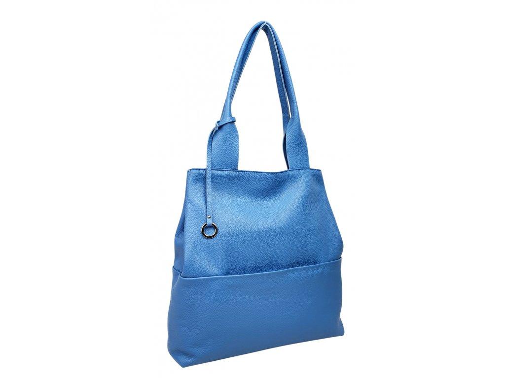 Dámská kabelka Gina modrá