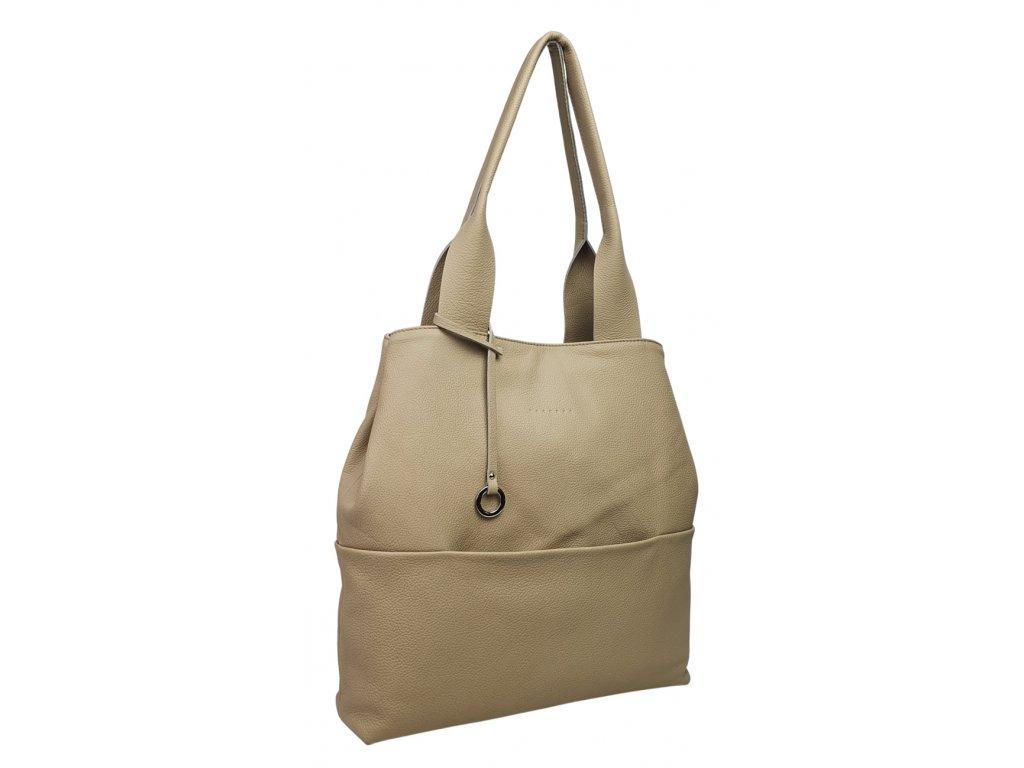 Dámská kabelka Gina béžová