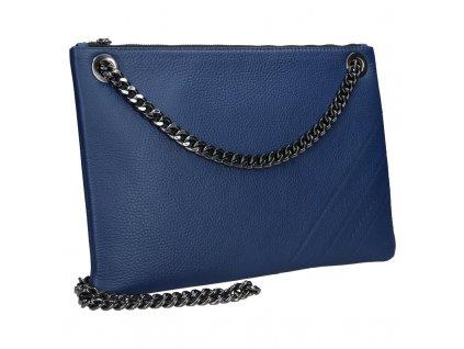 8038 17 elegantni damska kozena kabelka facebag erin tmava modra dolaro 800x800