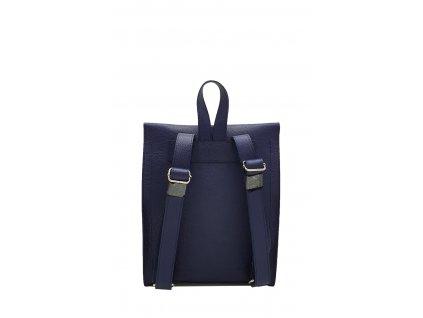 Kožený batoh černý oboustranný (4)
