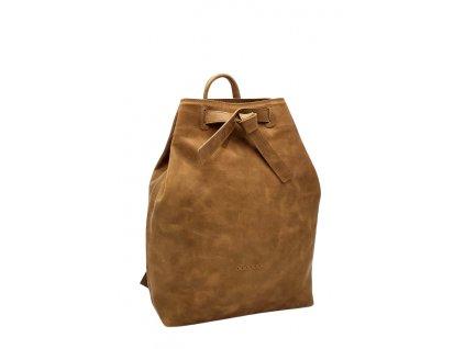 Kožený batoh cuoio vintage Elma 8008 (4)