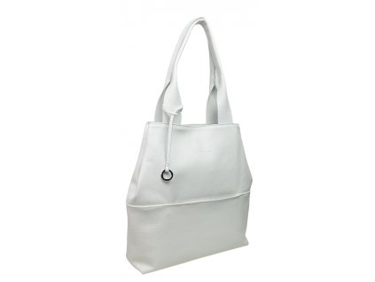 Dámská kabelka Gina bílá