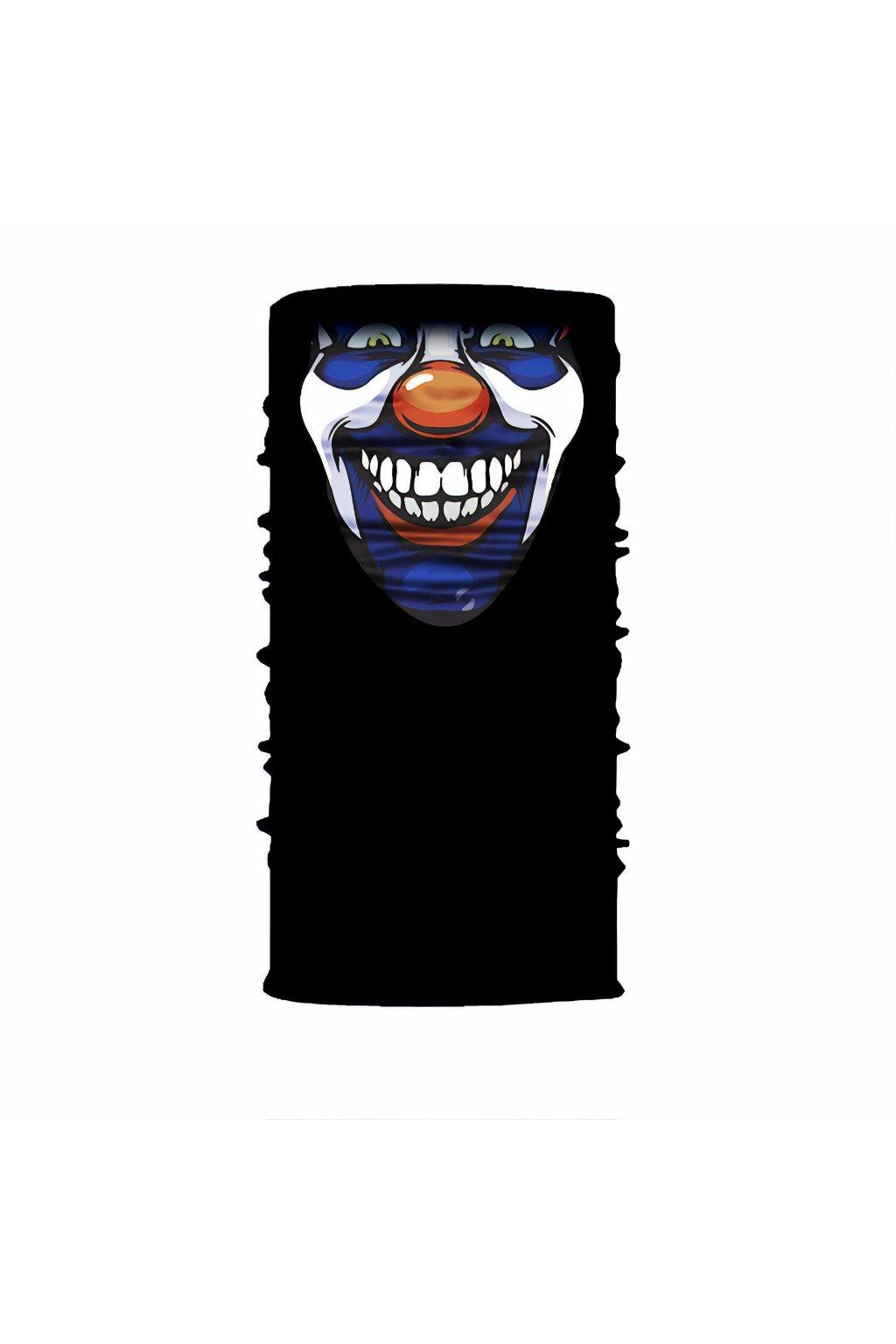 vysmaty klaun
