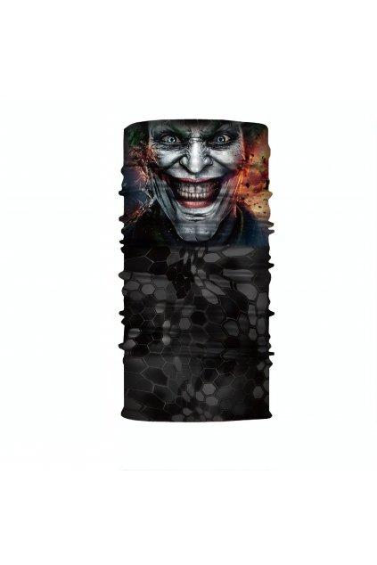 Faceshield Joker