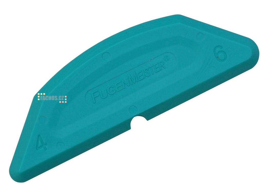 Pružná stěrka na silikon, rádius 4mm a 6mm