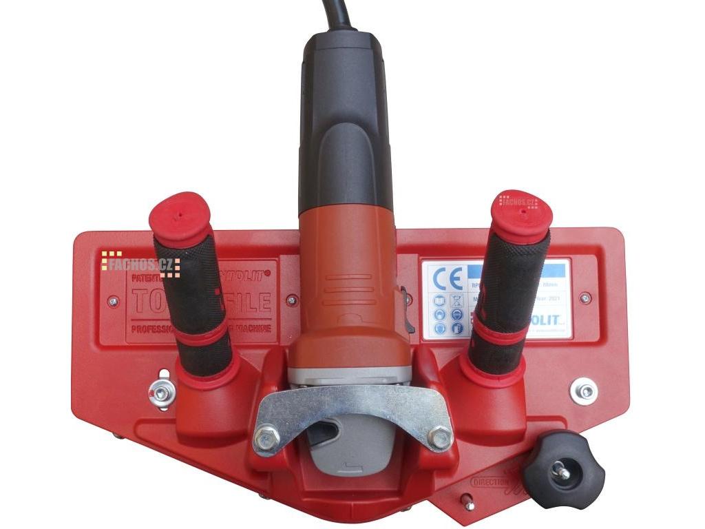 Elektrická fréza Topprofile na úpravy hran obkladů a dlažeb