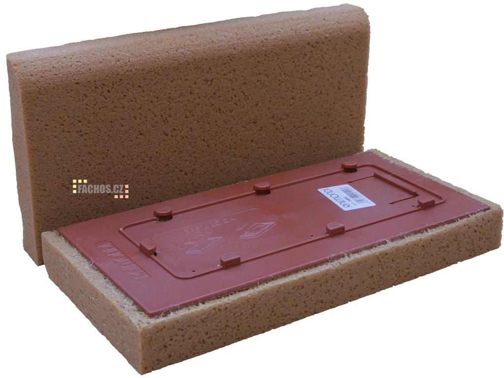Rychloupínací houba standard 340x170x40mm (doc)
