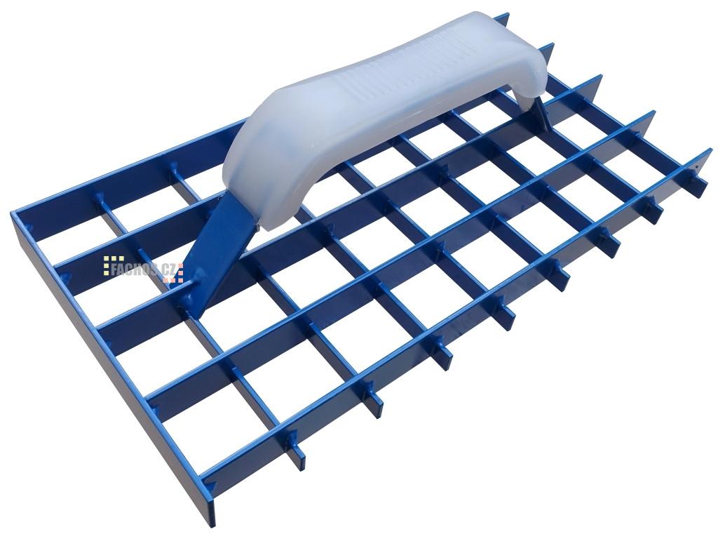 Mřížový škrabák, 190x150mm