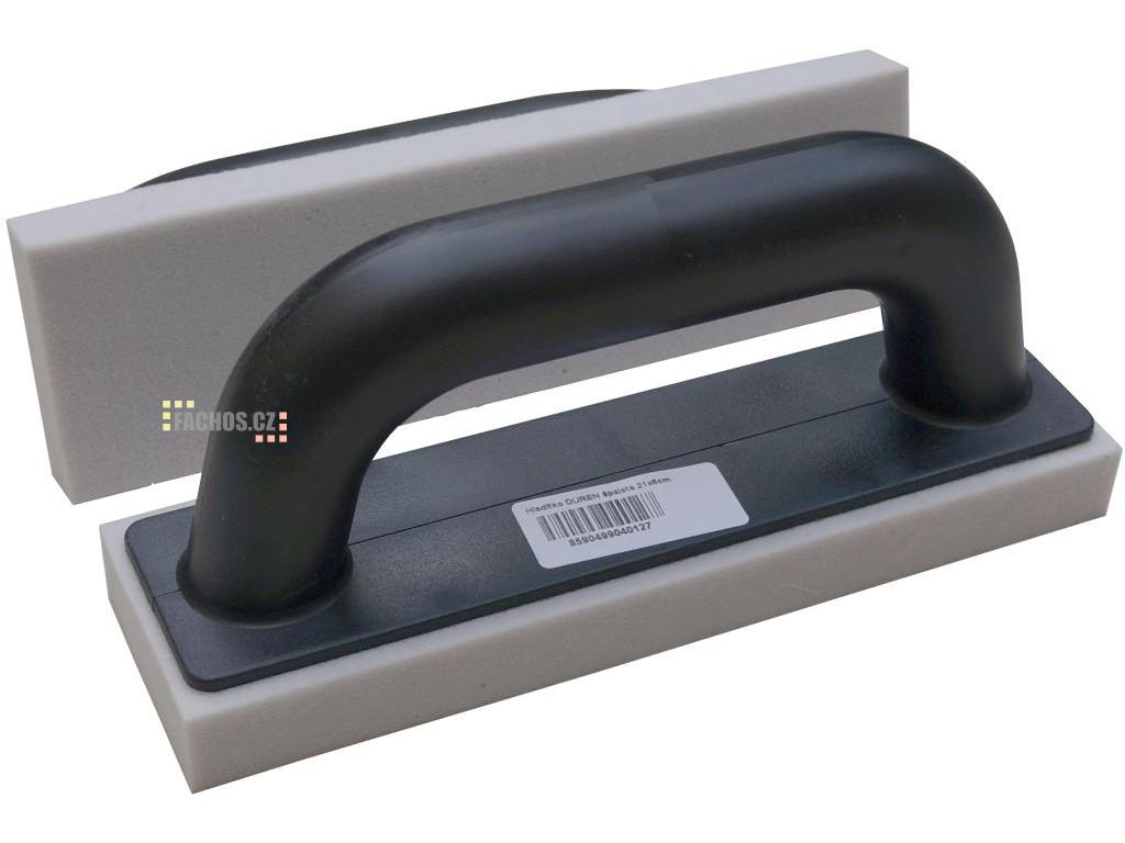 Durenové špaletové hladítko na štuky, 21x6x2cm (doc)