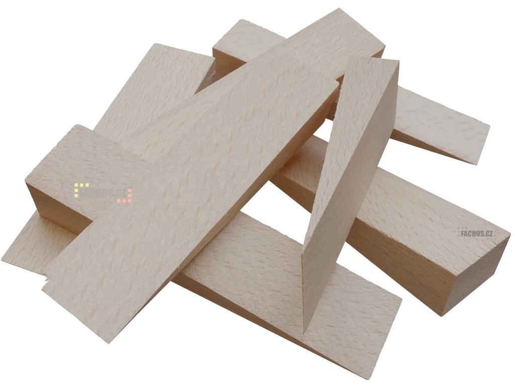 Dřevěné montážní klíny 0 17mm (doc)