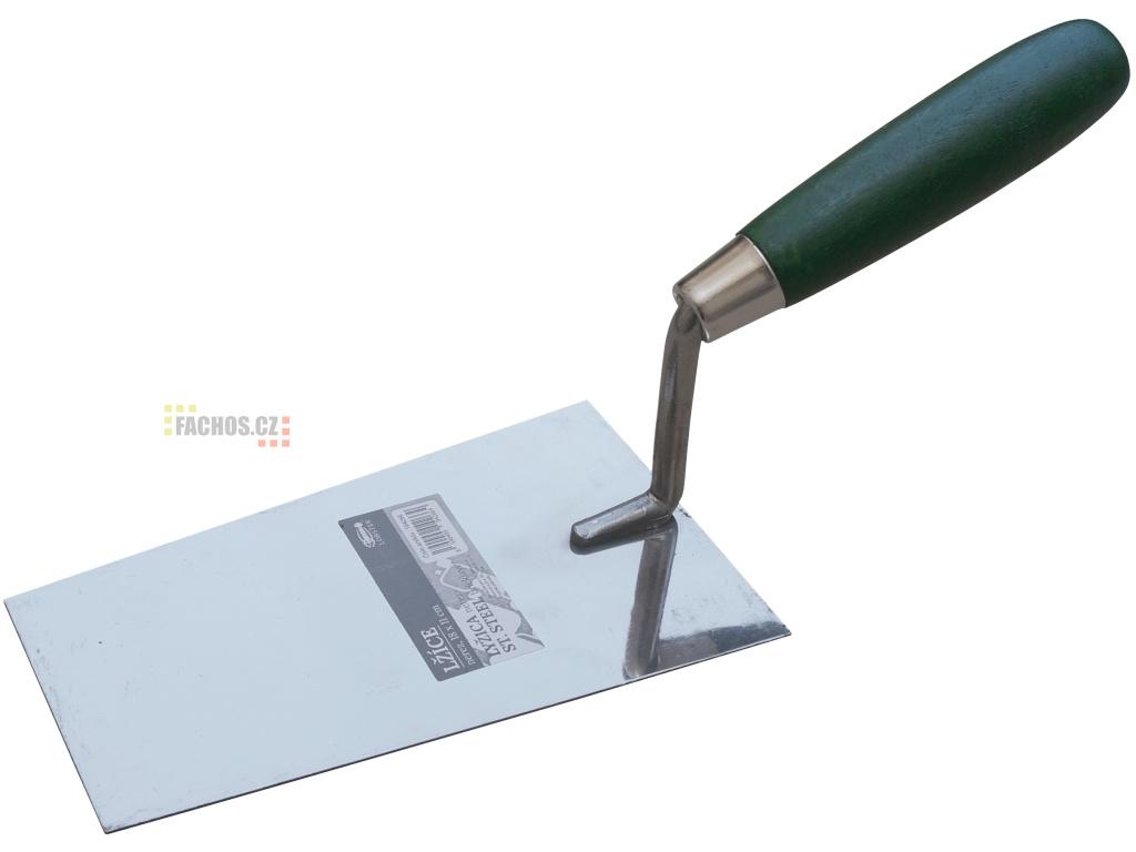 Zednická lžíce 18x11cm (web)