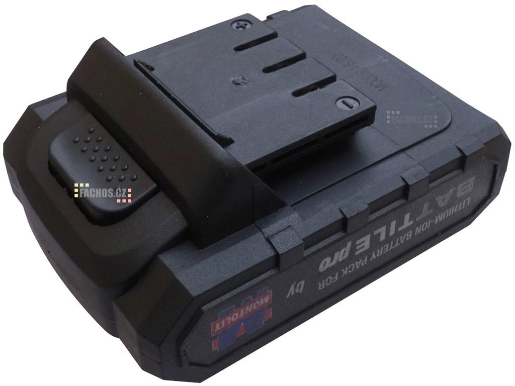 Battile Pro Li ion 16V baterie (web)