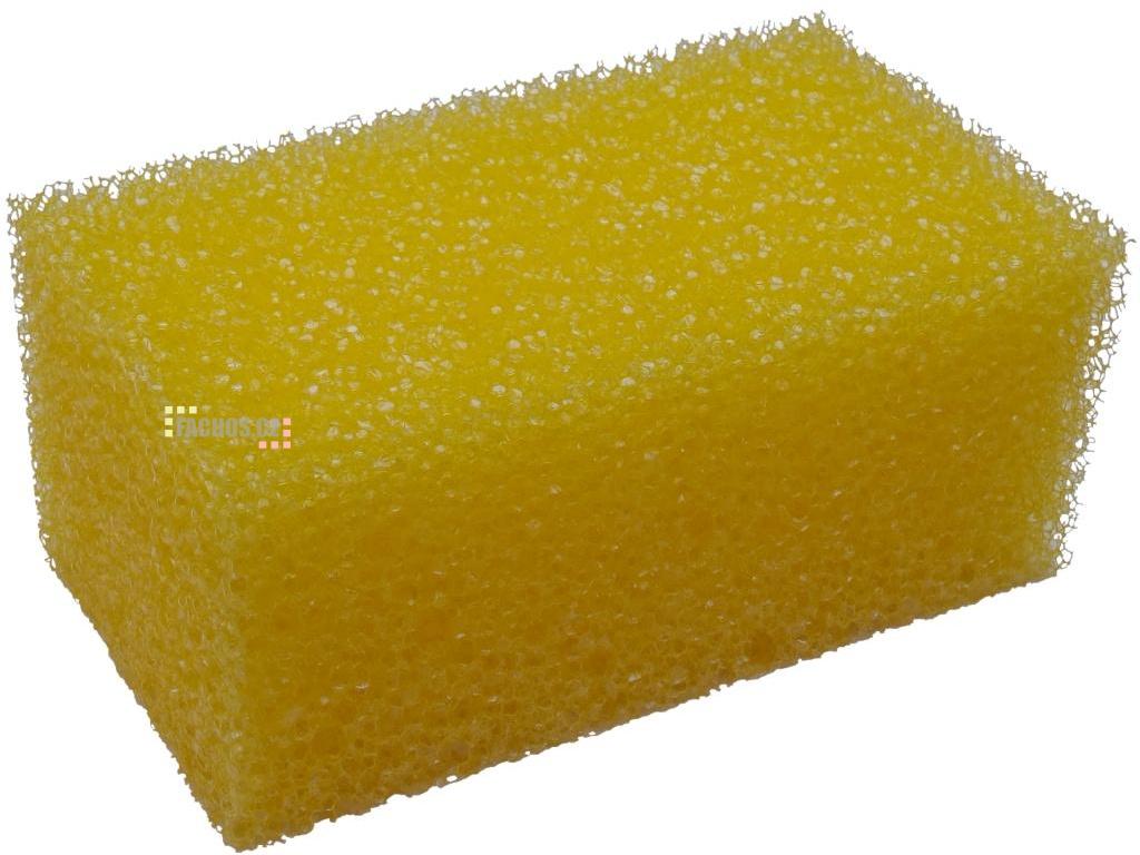 Žlutá houba na epoxidy (web Fachos.cz)