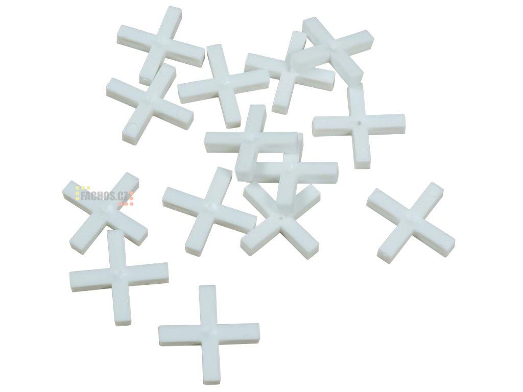 Plastové křížky 3mm