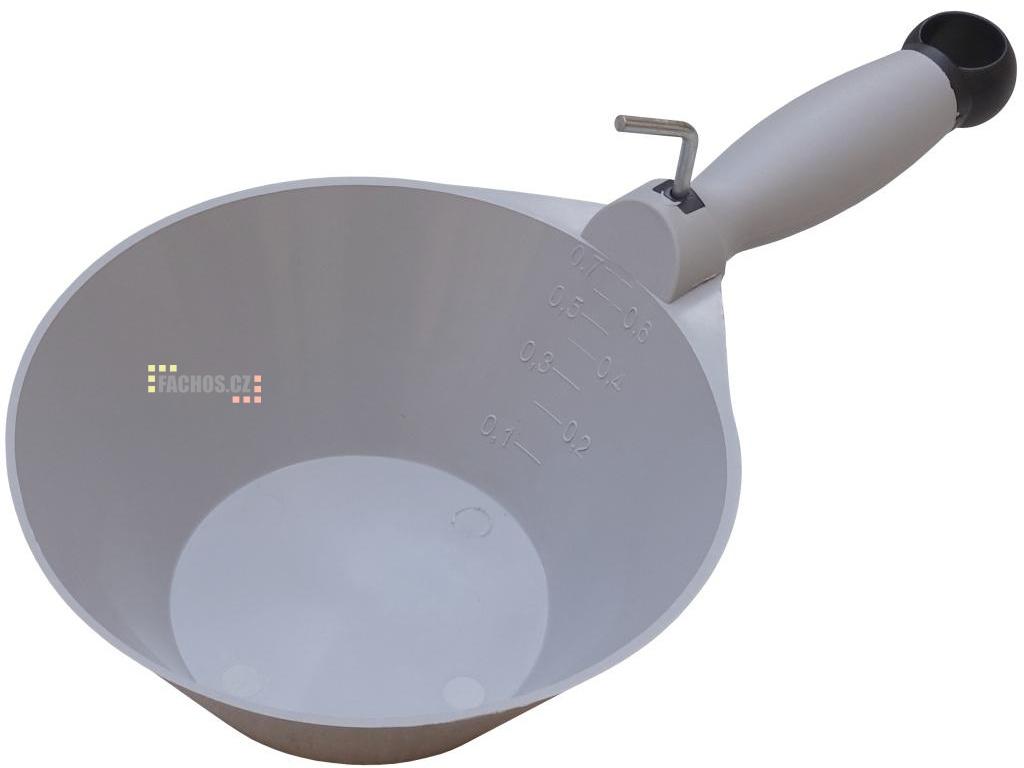 Deformovatelná fanka, 165mm (Fachos.cz)
