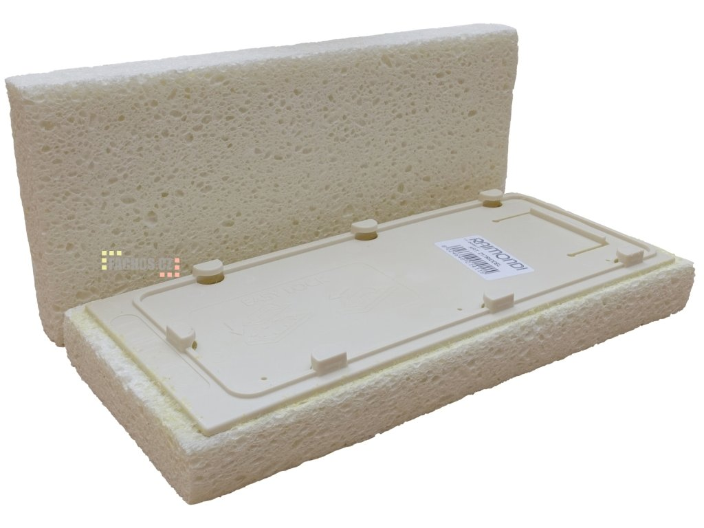 Rychloupínací Cellulosa na epoxidy, 30x13x3cm (fachos.cz)