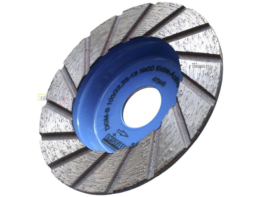Distar Extra Active kotouč na zábrus betonu, cihel, vápence