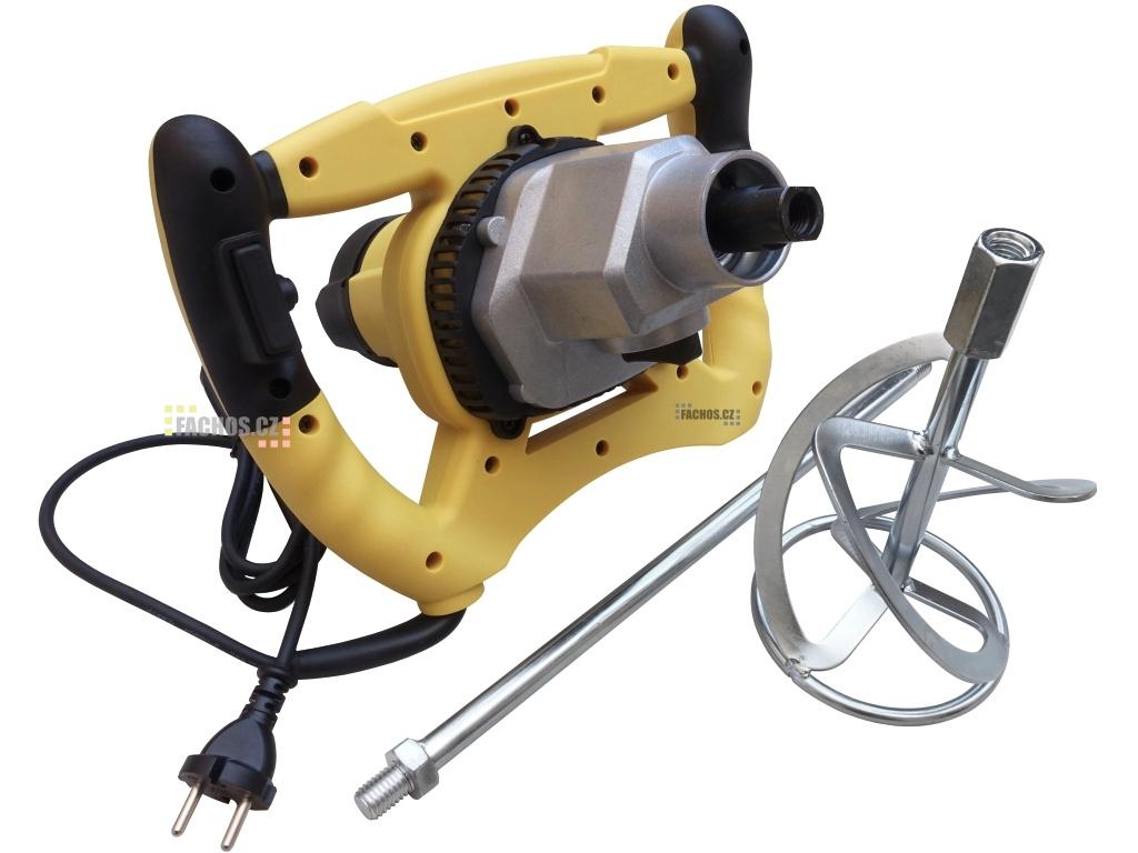MasiPro ZY HM 30, elektrické míchadlo stavebních hmot, 1200W