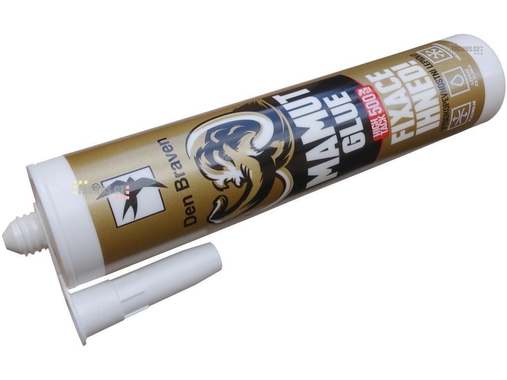 Den Braven Mamut Glue vysokopevnostní lepidlo v kartuši, 290ml