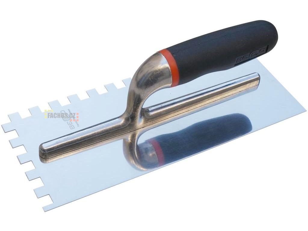 Doc Profi nerez hreben 280x120mm zub 10mm(2)