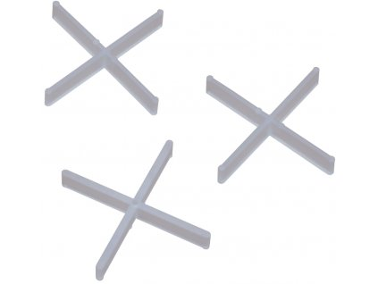 Křížky pro obkladače, spára 1,5mm, vyska 5mm