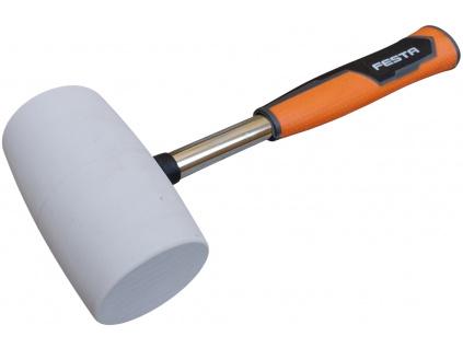 Gumová palička s bílou gumou, průměr 65mm, foto 2 (fachos.cz)
