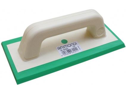 Gumová stěrka na epoxidové spárovací hmoty, 250x115mm (web)
