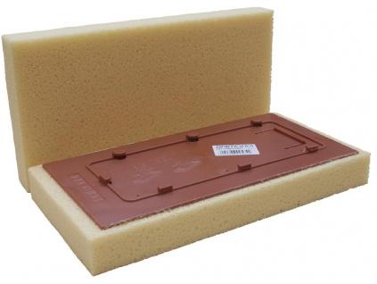 Náhradní molitan s rychloupínáním, prořezaný, 340x170mm (web)