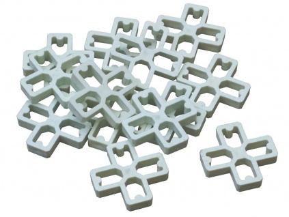 Plastové křížky 10mm
