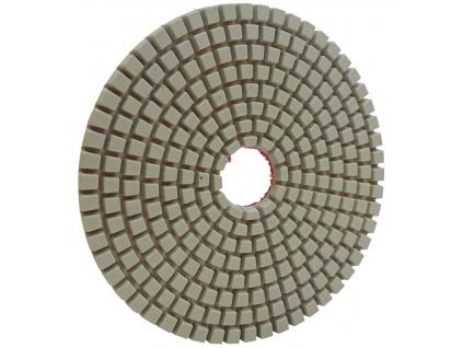 PDR2 leštící pad na dlažbu a kámen, 100mm (fachos.cz)