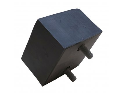 Náhradní gumový nástavec 70x70x45mm