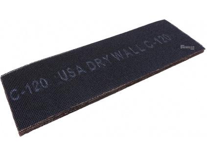 Brusné mřížky 290x93mm, zrnitost 120